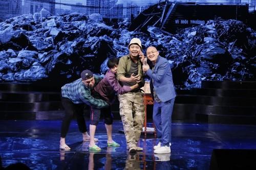 """Nhà hát Tuổi trẻ tổ chức đêm diễn """"Thank xuân 21""""  kỷ niệm 43 năm thành lập - ảnh 1"""