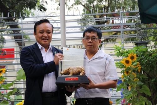 Người Việt ở nước ngoài với sự phát triển của quê hương - ảnh 1