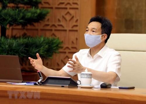 Nỗ lực đưa các nhà máy lớn ở Bắc Giang sản xuất trở lại - ảnh 1