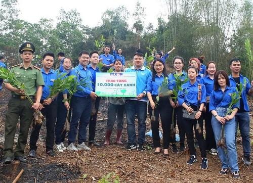 UNDP công bố Báo cáo đặc biệt Thanh niên Việt Nam hành động vì khí hậu  - ảnh 1