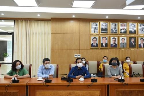 Người Việt tại Cộng hòa Séc ủng hộ Quỹ Vaccine phòng chống Covid-19 - ảnh 3