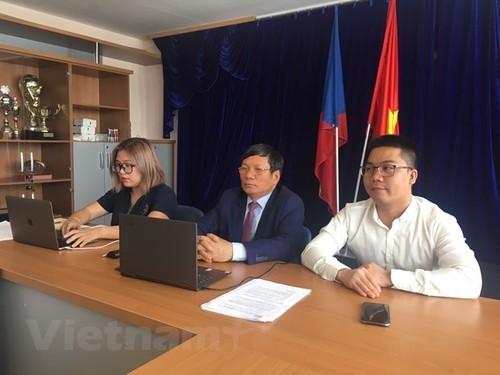 Thế hệ trẻ người Việt tại châu Âu với mong muốn đóng góp xây dựng đất nước  - ảnh 1