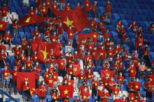 Bán vé trận đấu giữa đội tuyển Việt Nam - Đội tuyển UAE cho cổ động viên Việt Nam - ảnh 1