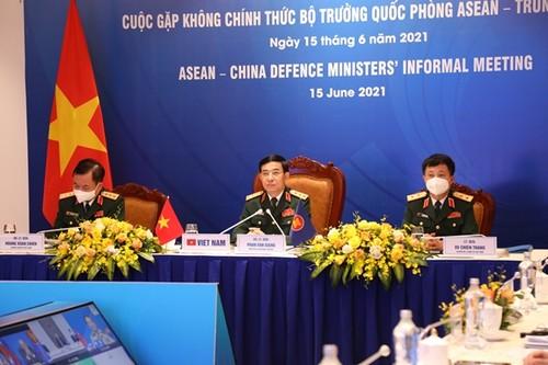 ASEAN và Trung Quốc tạo môi trường thuận lợi cho việc đàm phán COC - ảnh 1