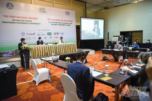 Đối thoại quốc gia đảm bảo an ninh lương thực toàn cầu - ảnh 1