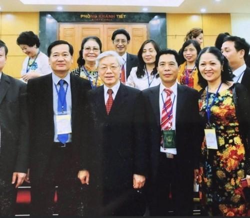 Cộng đồng người Việt tại Cộng hòa Séc cùng hướng về quê hương - ảnh 1