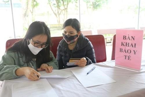 Bộ Y tế yêu cầu kiểm soát người về từ các địa bàn có người mắc COVID-19 trong cộng đồng - ảnh 1
