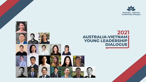 22 gương mặt tiêu biểu tham gia Đối thoại Lãnh đạo trẻ Australia-Việt Nam 2021 - ảnh 1