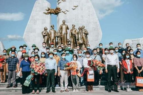 29 y bác sĩ tỉnh Quảng Bình tình nguyện vào thành phố Hồ Chí Minh chống dịch Covid-19 - ảnh 1