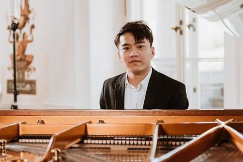 Việt Nam có đại diện vào chung kết cuộc thi piano quốc tế - ảnh 1