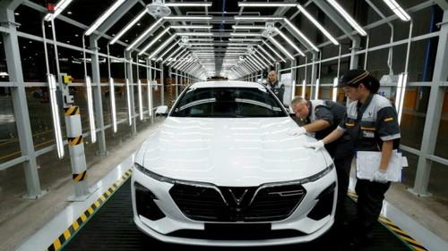 Thương hiệu ô tô Việt Nam nỗ lực chinh phục thị trường châu Âu - ảnh 1