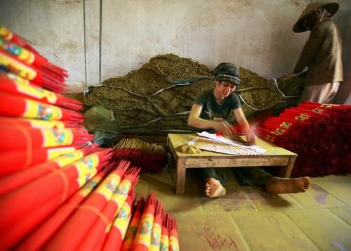 Ngắm vẻ đẹp trong lao động của phụ nữ Việt Nam  - ảnh 2