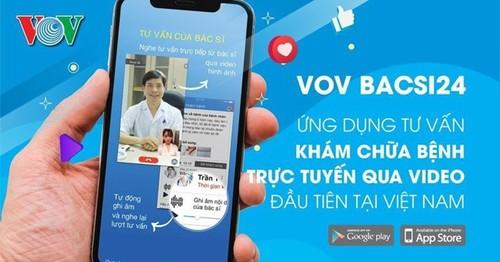Miễn phí tư vấn Covid-19 trên VOV Bacsi24 - ảnh 1