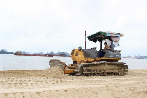 Bãi tắm mới trên đường bao biển Hạ Long sẽ khai trương dịp nghỉ lễ 30/4 - ảnh 5