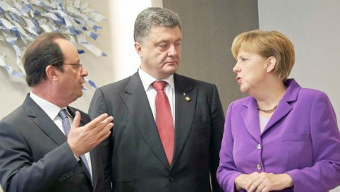 Presidente ucraniano comprometido en controlar acciones militares en el Este - ảnh 1