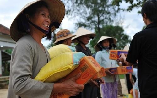 Impulsan actividades caritativas de empresas vietnamitas - ảnh 1