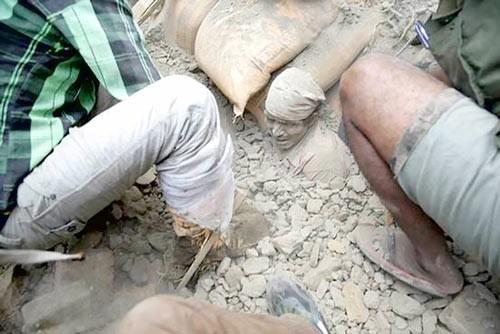 Llama Nepal a ayuda internacional por seísmo - ảnh 1