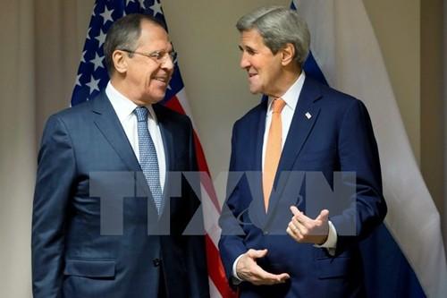 Rusia y Estados Unidos expresan optimismo sobre acatamiento de alto al fuego en Siria - ảnh 1