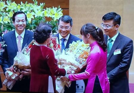 Empresariado vietnamita espera renovación del sector financiero- bancario - ảnh 1