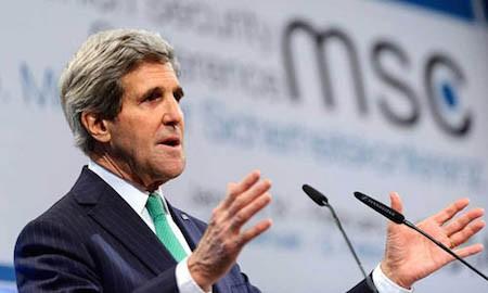 John Kerry: Acuerdo de alto al fuego podría ser la última oportunidad para Sira   - ảnh 1