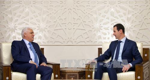 Bashar al-Assad: Negociaciones en Astaná buscan consolidar el alto el fuego - ảnh 1