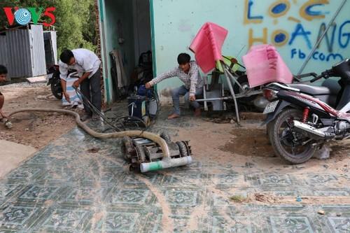 Nguyen Hoang Nam, un inventor autodidacta y su apoyo a la agricultura - ảnh 1