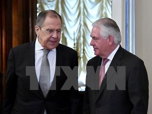 Rusia y Estados Unidos acuerdan analizar viabilidad de investigación sobre incidente en Siria - ảnh 1