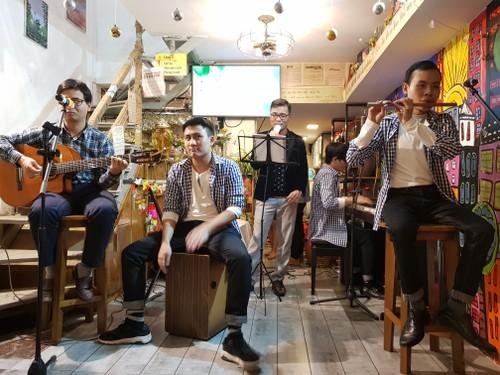 Mo Pho, cafetería de las personas con buen corazón - ảnh 2