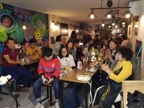 Mo Pho, cafetería de las personas con buen corazón - ảnh 3