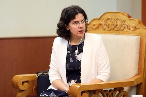 Entrevista a embajadora de Cuba en Vietnam: solidaridad internacional y bloqueo en tiempo de Covid-19 - ảnh 1