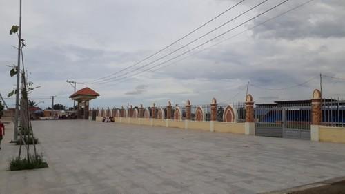 Los Cham en Ninh Thuan y Binh Thuan festejan el Katé en un nuevo contexto rural - ảnh 2