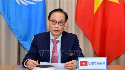 Vietnam se reafirma como un socio de confianza para la paz y el desarrollo sostenible - ảnh 1