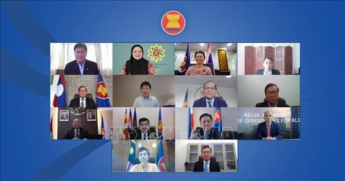Líder de la Asean aprecia el papel directivo de Vietnam en el grupo - ảnh 1