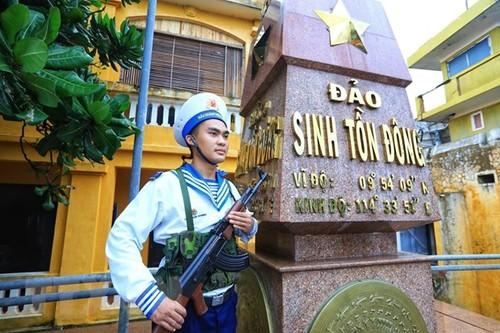Varios países rechazan las recientes acciones violatorias de China en el Mar del Este - ảnh 1
