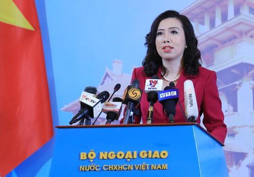 Vietnam pide a las empresas extranjeras respetar su soberanía y sus derechos jurisdiccionales - ảnh 1