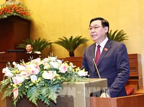 El último período de sesiones parlamentarias, con logros que deciden el éxito de toda una legislatura - ảnh 2