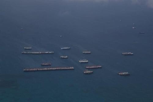 La comunidad internacional critica las actividades ilegales de China en el Mar del Este - ảnh 1