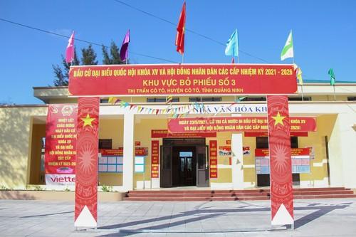 Los vietnamitas, listos para las votaciones y confiados en la renovación del Parlamento - ảnh 2