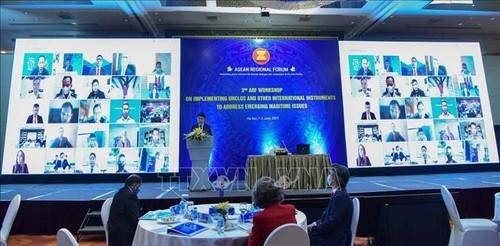 Vietnam insiste en la importancia del respeto del Derecho del Mar - ảnh 1