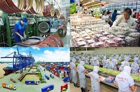 La economía de mercado con orientación socialista lleva hacia adelante a Vietnam - ảnh 1