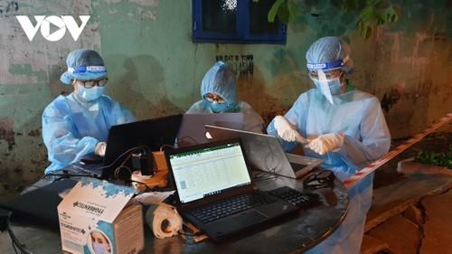 Futuros médicos se unen a las fuerzas de combate contra el covid-19 - ảnh 2