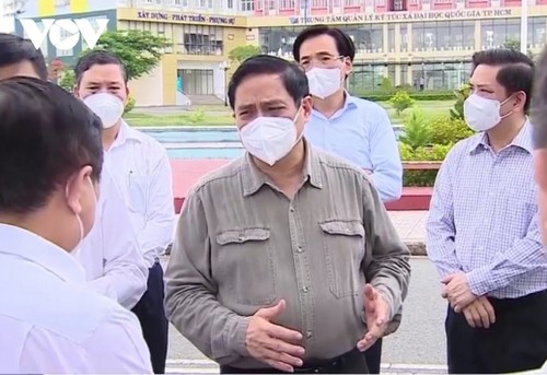 Vietnam: rápida respuesta y compromiso con la salud del pueblo - ảnh 1
