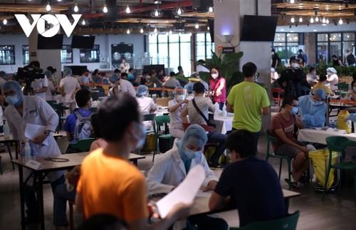 Vietnam: rápida respuesta y compromiso con la salud del pueblo - ảnh 3
