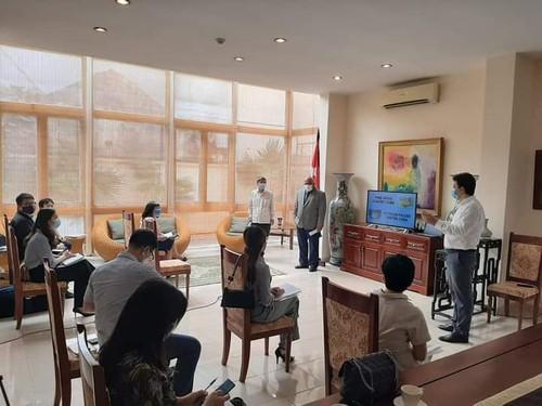 Embajada cubana en Hanói informa sobre los sucesos del 11 de julio  - ảnh 2