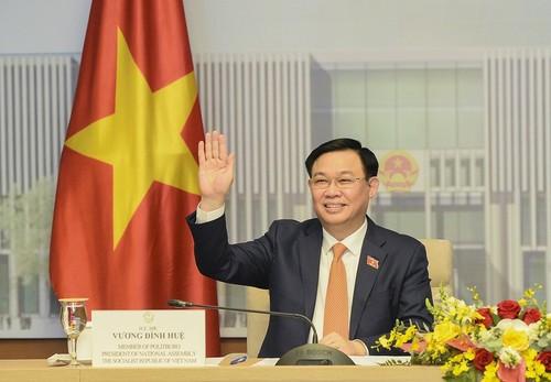 La ideología del presidente Ho Chi Minh y la construcción del Estado de Derecho Socialista de Vietnam - ảnh 1