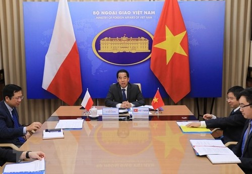 Vietnam-Pologne : consultation politique - ảnh 1