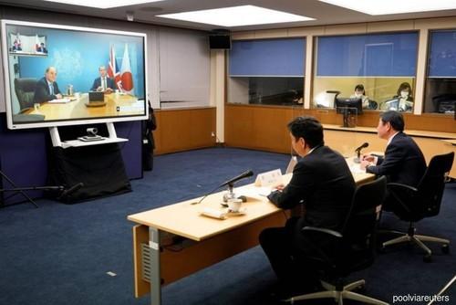 Mer Orientale: le Japon et le Royaume-Uni font part de leur inquiétude - ảnh 1