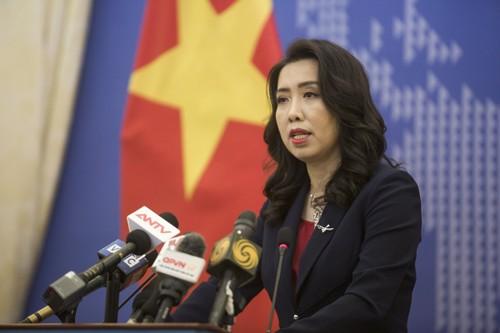 Mer Orientale: le Vietnam appelle à un respect strict du droit international - ảnh 1