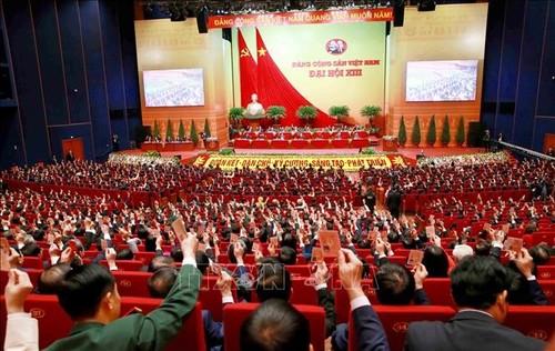 Le 13e Congrès national du Parti communiste vietnamien analysé par la presse étrangère - ảnh 1