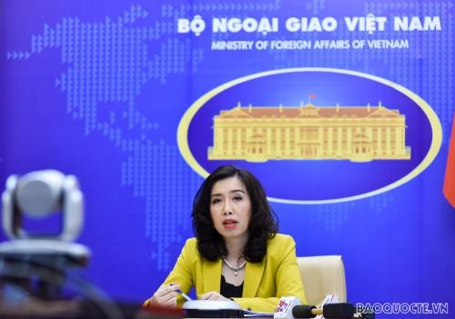 Mer Orientale: le Vietnam appelle à la responsabilité internationale - ảnh 1